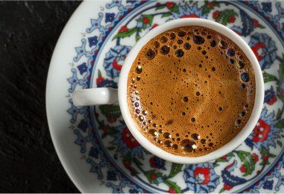 قهوه ترک 5 لیری و آرامش